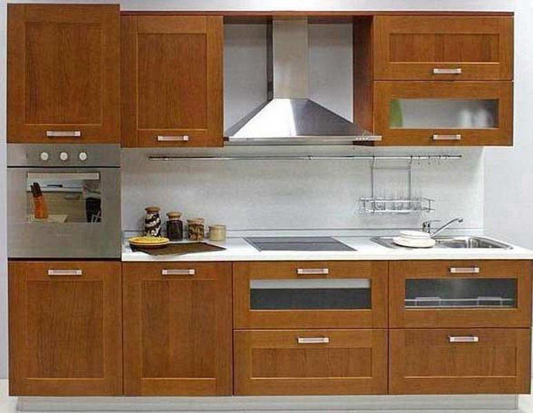 из чего состоит кухонный гарнитур