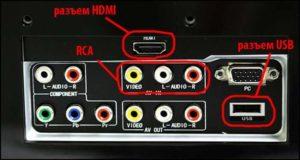 как подключить hdmi к телевизору без hdmi