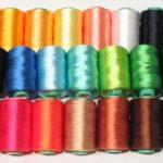 какие нитки нужны для швейных машин