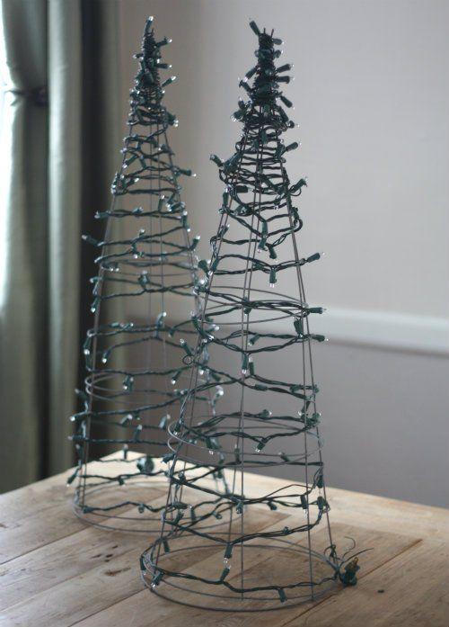 Каркас для елки