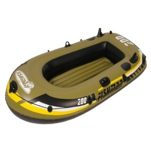 лодка без кресел и лавок