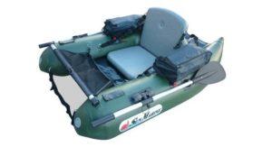 лодка с креслом