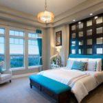 расположение розеток в спальне