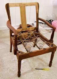 разбор кресла