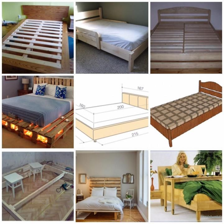 кровати по количеству мест