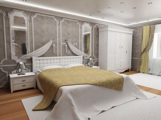 вариант спальни