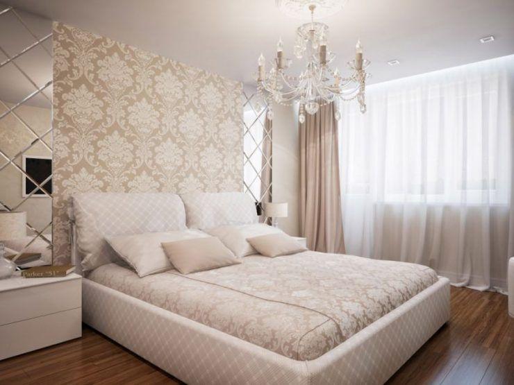 спальня в пудровых тонах