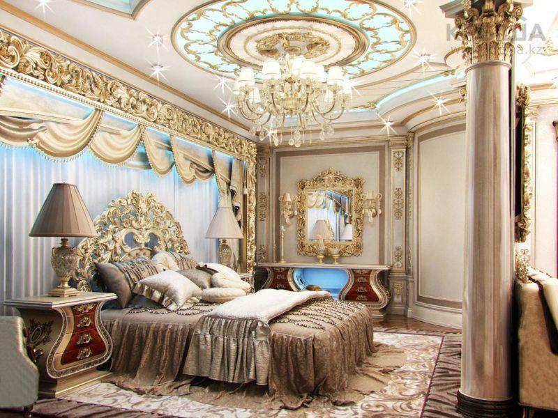 декор в стиле барокко
