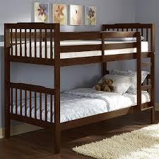 стандартная двухъярусная кровать