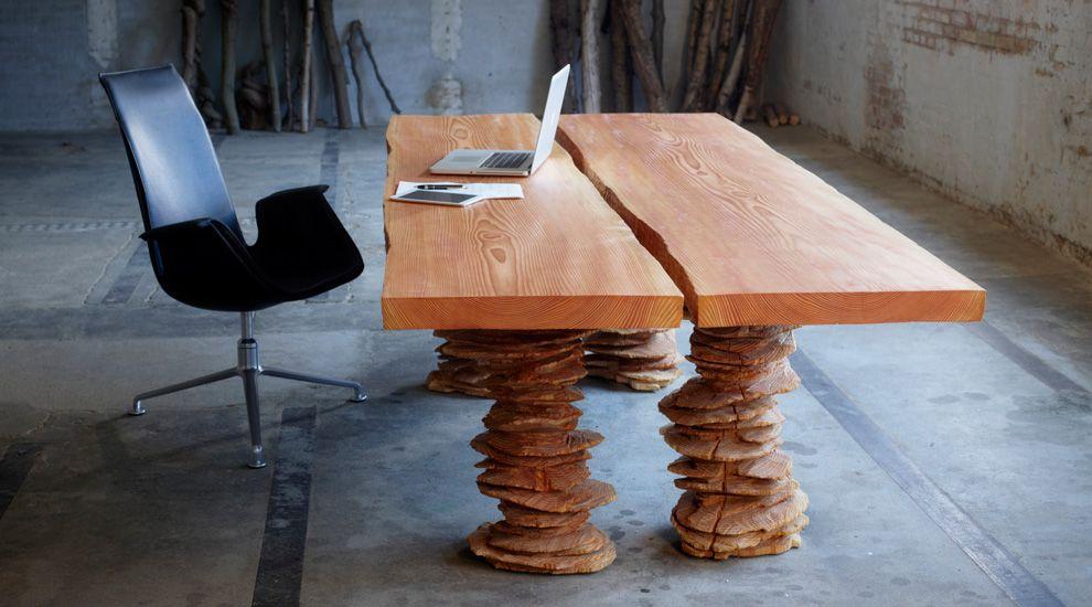 Из чего сделать стол