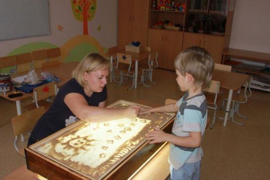 световой стол для рисования песком своими руками
