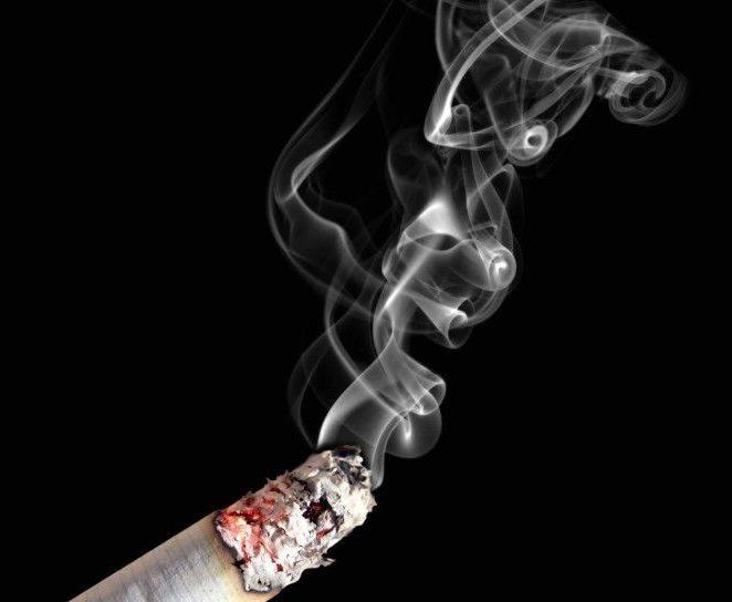 почему дым едкий