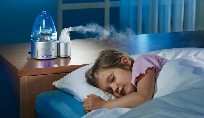 влажность в детской