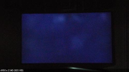 дефект на выключенном телевизоре