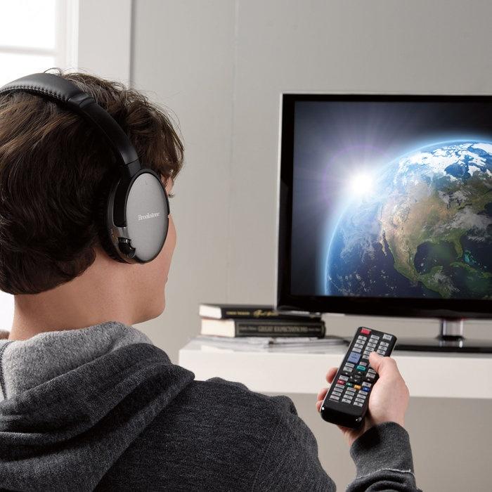 Бкспроводные наушники для телевизора.