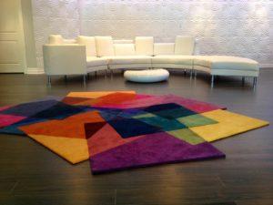 как выбрать ковёр в гостинную
