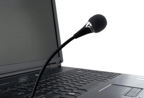 Как отключить микрофон на ноутбуке