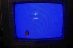 Блокировка телевизора.