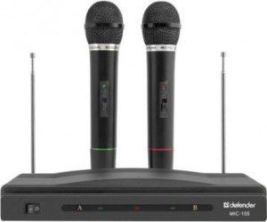 Беспроводные микрофоны для телевизора.