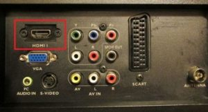 Как подключить dvb t2 к старому телевизору