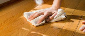 почему нельзя мыть пол полотенцем