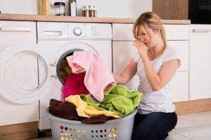 почему задыхается бельё в шкафу