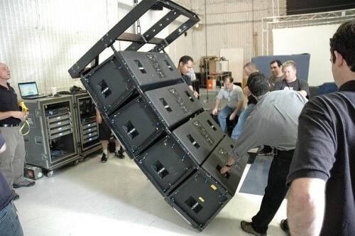 акустика для битлов
