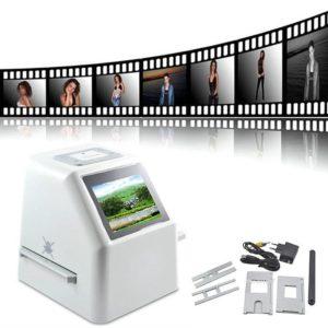 Как выбрать слайд-сканер для пленок 35 мм