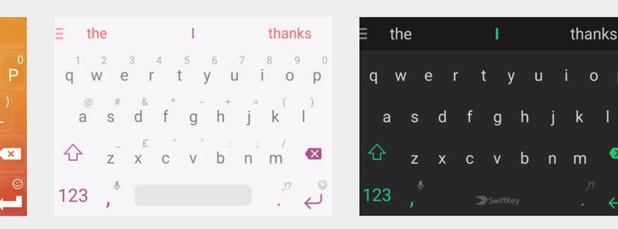 Клавиатура SwiftKey или Gboard: что выбрать