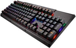 При подключении клавиатуры лампочки загораются и тухнут