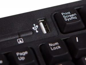 USB-клавиатура не работает при загрузке