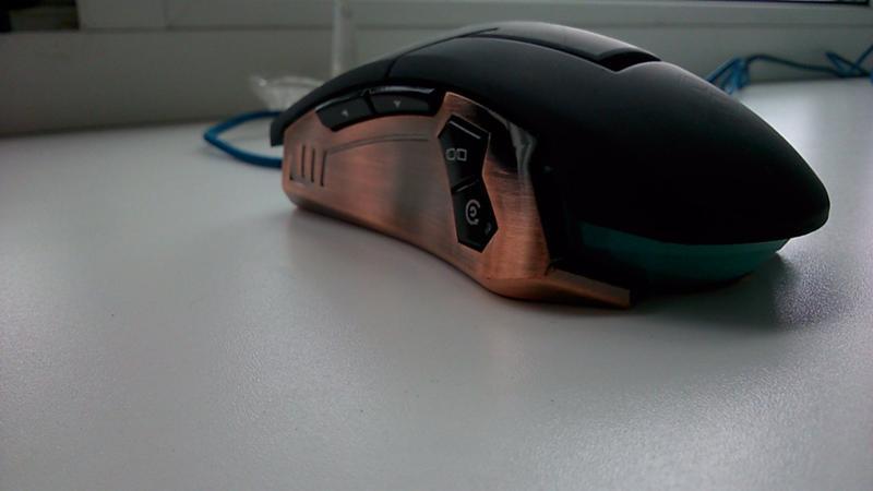 Стандартные кнопки мыши, как переназначить