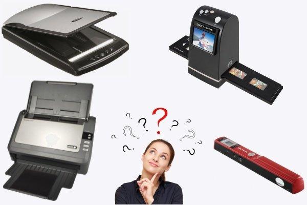 как выбрать сканер для фото