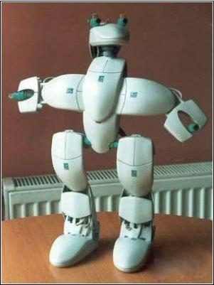 робот из мышки