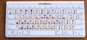 Клавиатура с эмодзи