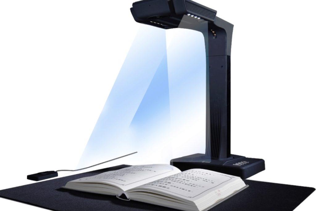 проекционный сканер
