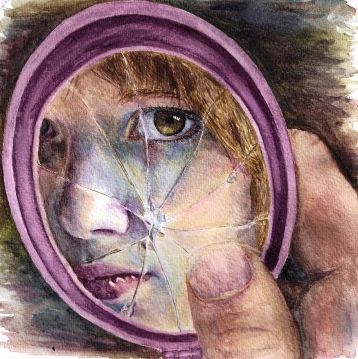 Что делать, если разбилось зеркало, чтобы не было беды