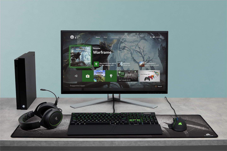 Плюсы и минусы сопряжения игровой консоли, клавиатуры и мыши.