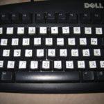китайская раскладка клавиатуры