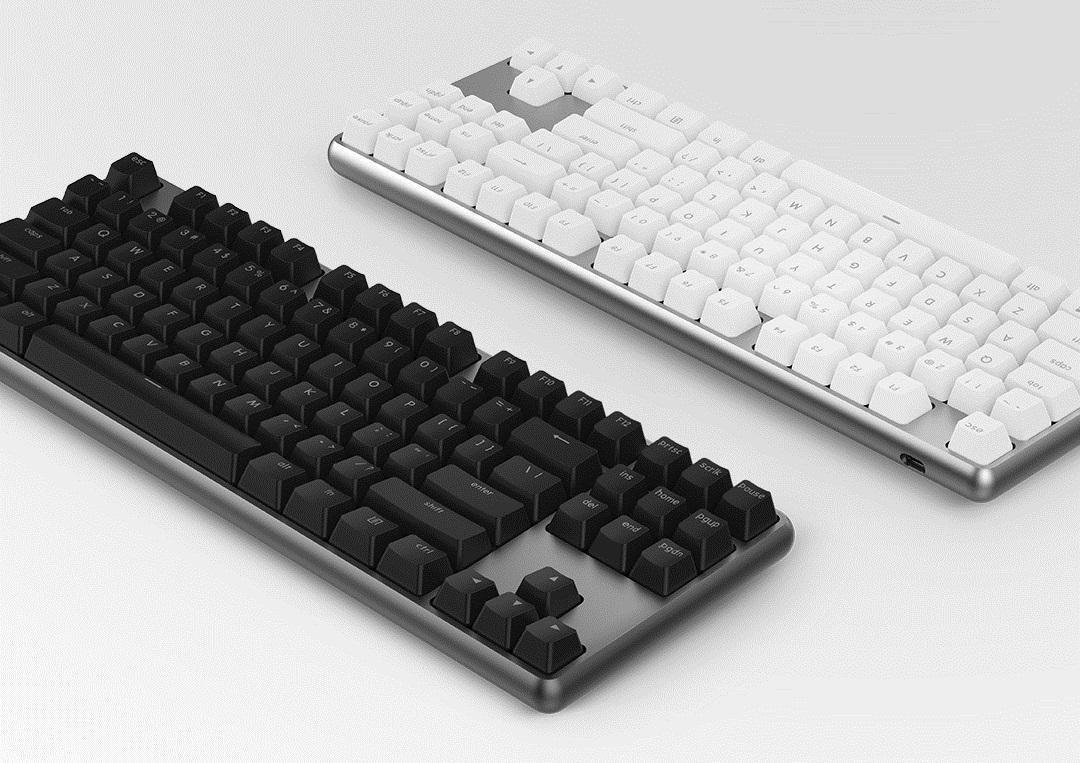 самые тихие клавиатуры