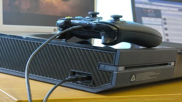 Как подключить джойстик к Xbox One