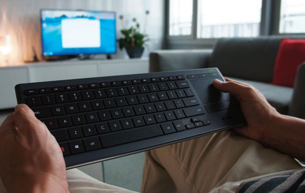 Клавиатура к телевизору.