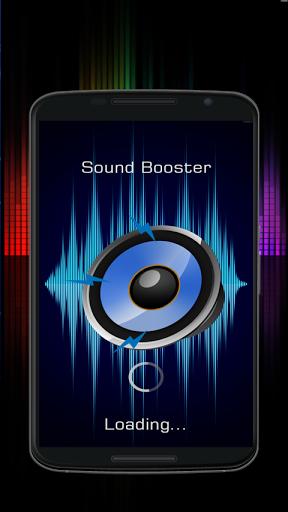 Sound Booster.