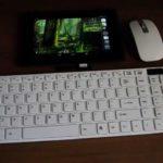 Как подключить к планшету клавиатуру и мышь 1