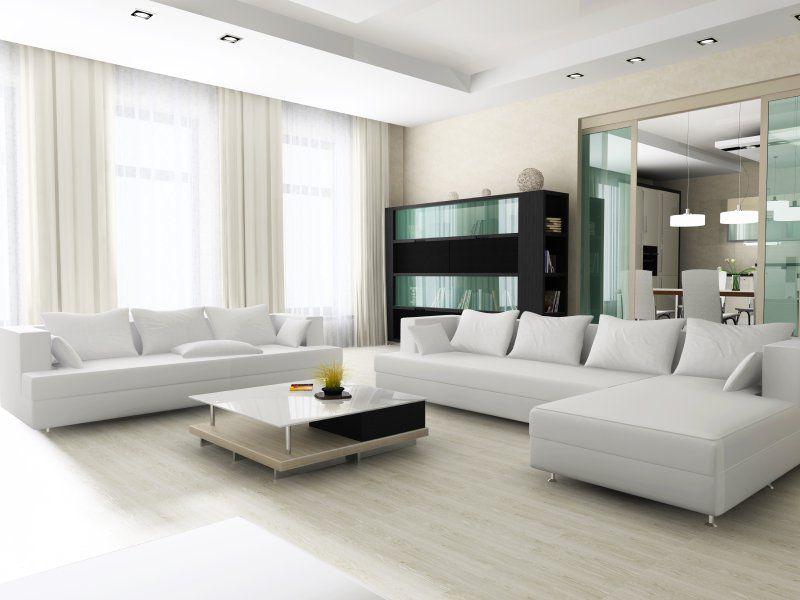 Как правильно сочетать выбеленный дуб в интерьере квартиры