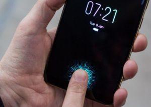 Как работает сканер отпечатка пальца на смартфоне