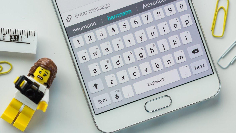 Лучшая клавиатура для андроид