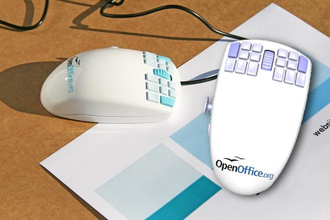 Офисная мышка.