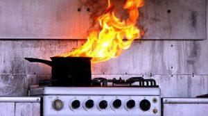 Основные опасности газовых плит