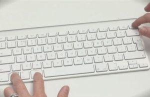 Клавиатура.